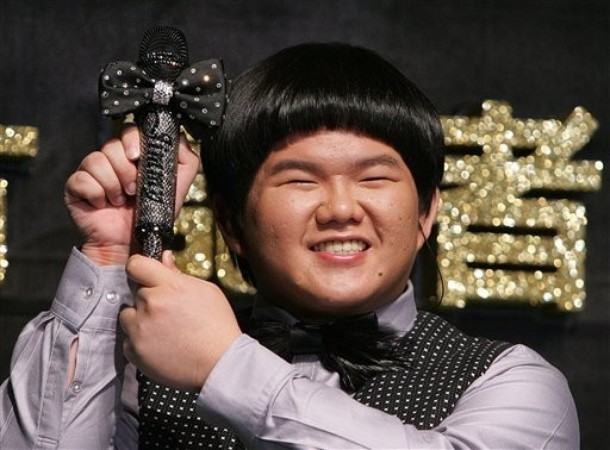 Asian girls micro thong